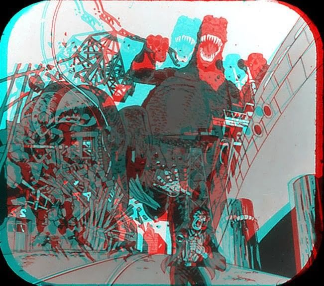 59 Best Images About Anaglyph (3D) Pictures On Pinterest