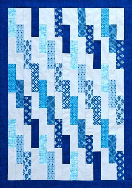 Best 25+ Two color quilts ideas on Pinterest | Half square ... : two color quilts free patterns - Adamdwight.com