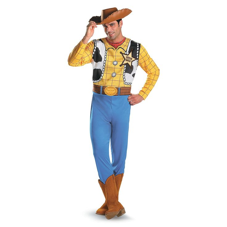 mens classic toy story woody costume mens halloween costumesmens - Classic Mens Halloween Costumes