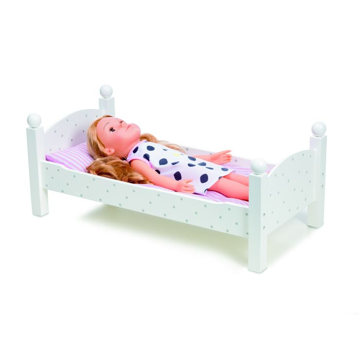 Wooden Doll Bed   Kmart