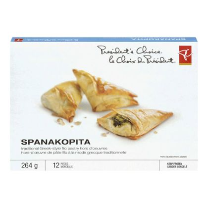 PC Spanakopita Greek-Style Hors D'Oeuvres