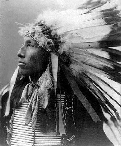 James Lone Elk - Oglala - circa 1899