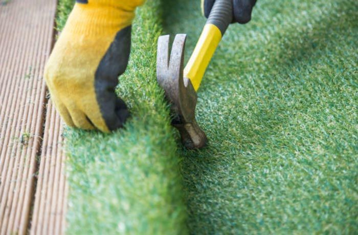 You can always experiment with your artificial turf and install it on a variety of surfaces. Here we tell you about five surfaces you can install artificial grass on. #ArtificialGrass #SyntheticGrass #FakeGrass
