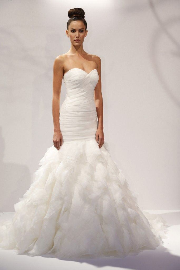Perfect Dennis Basso for Kleinfeld Bridal Spring