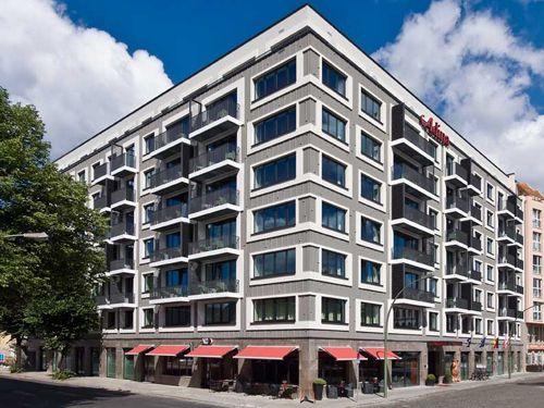 Hotel Review - Adina Apartment Hotel Berlin Hauptbahnhof, Germany