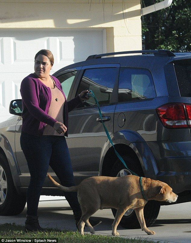 Sydney Simpson, daughter of OJ and Nicole Brown Simpson, was photographed leaving her home in St Petersburg, Florida on Friday - just three days before the premiere of American Crime Story