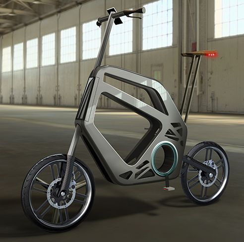 Biobike on Behance #taobike