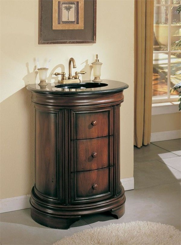small sink vanity for small bathrooms%0A Small Bathroom Vanities and Sink You Can Crunch Into Even the Teeny Bathroom