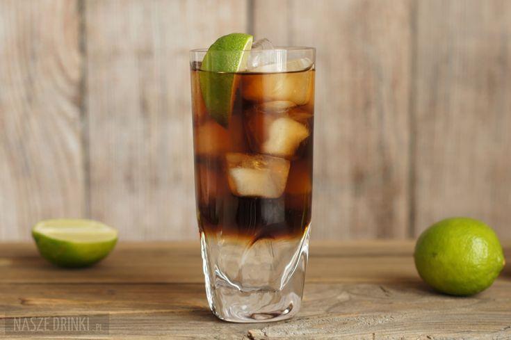 Malibu And Cola – prosty drink z Malibu