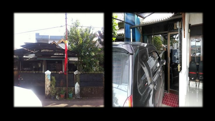 DIJUAL RUMAH + Kantor DI CIJANTUNG PASAR REBO JAKARTA TIMUR