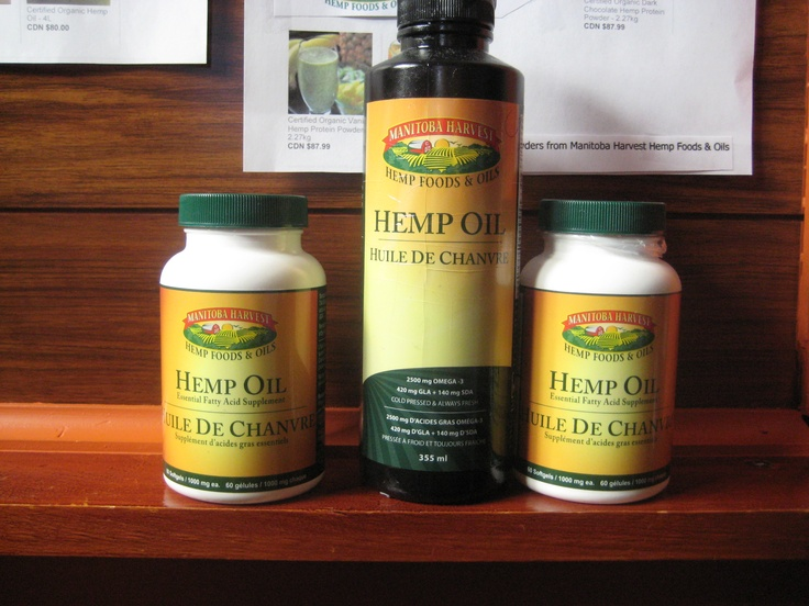 Hemp oil and arthritis