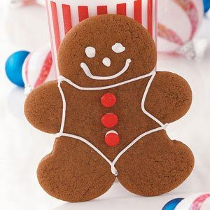 Chocolate Gingerbread Cookies Recipe. I just got done baking these, and they are a KEEPER.