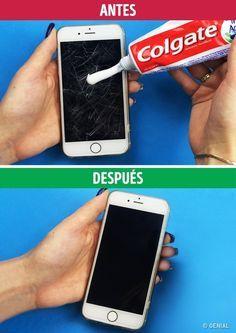 ¡Mi smartphone está como nuevo!