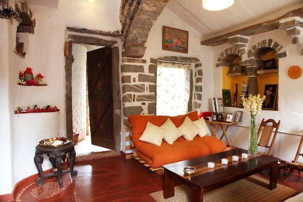 Reidlr41 Rustic Ethnic Indian Decor Living Room Wtsenates