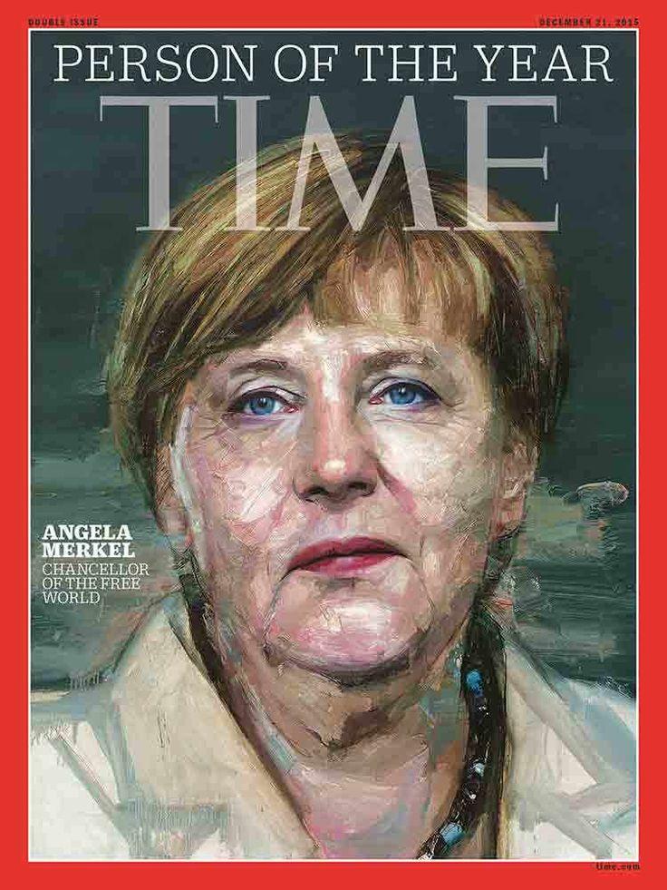 Nominado para Hispano más influyente de todo tiempo: Angela Merkel