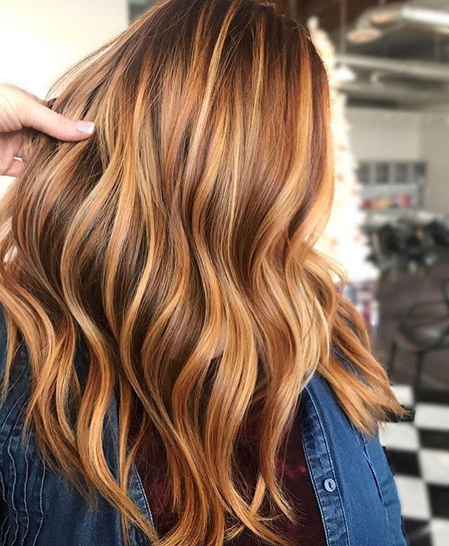 Braune haare heller ohne farben