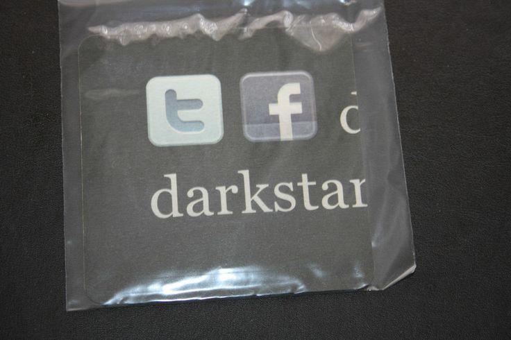 2012 Beermat Dark Star Brewery Cat 065 (05/14 1B74)