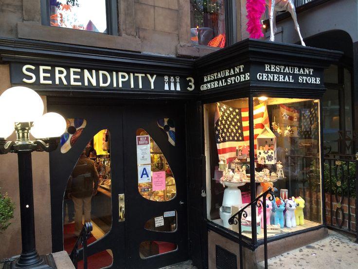Serendipity, NYC