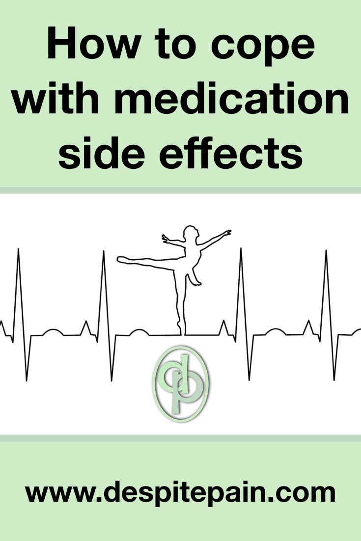 Dealing With Invisible Learning >> How To Cope With Medication Side Effects Chronic Illness