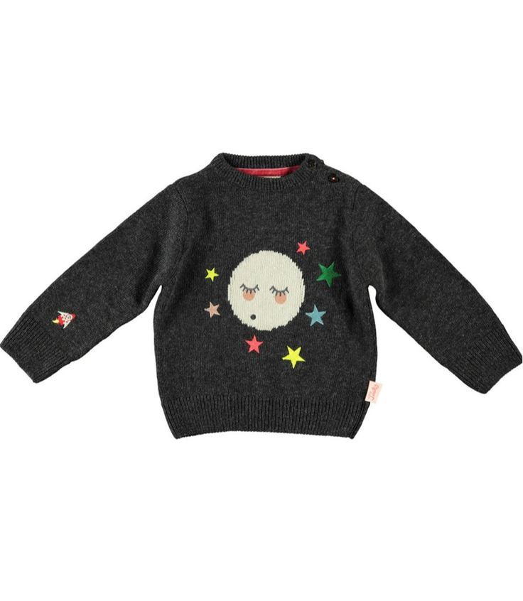 Tootsa MacGinty Dawa Moon and Stars Jumper
