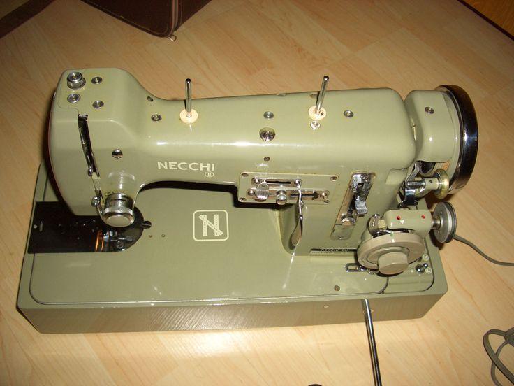Necchi BU Mira sewing machine