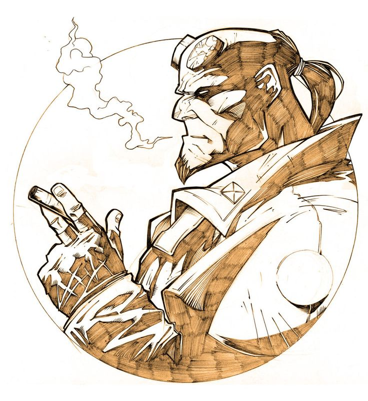 hellboy by chavana.deviantart.com on @deviantART