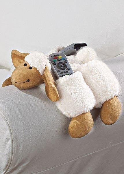 Забелязах няколко различни идеи на овце с различно приложение в дома. Стана ми…