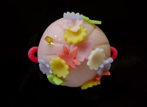 Japanese Sweets, 長久堂「花笠をどり」