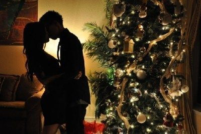 Maybe someday I will enjoy Christmas with the love of my life. However at my age it hasn't happened yet so.........
