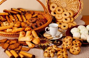 Песочное печенье дома. Пошаговые рецепты песочного печенья