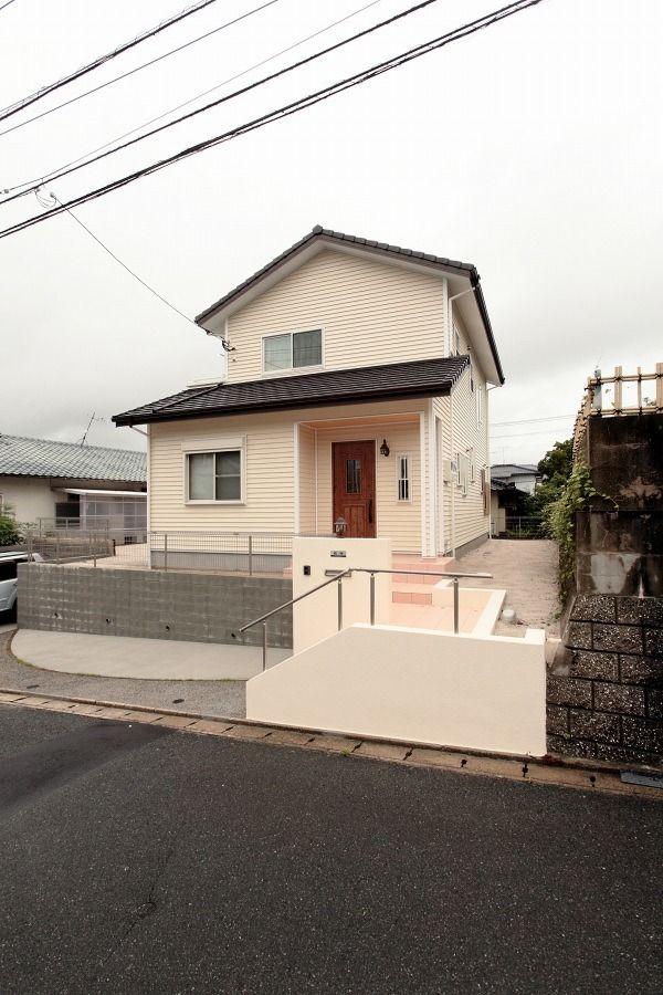 外観 施工例 ナチュラルハウスの写真集 埼玉県越谷市の工務店 自然