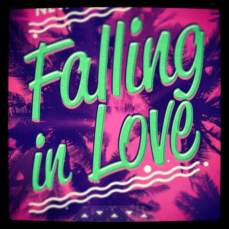 Falling in love gaga
