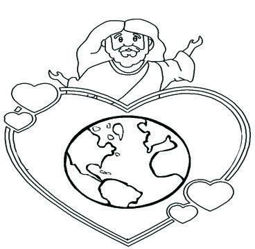 Jesus ama al mundo