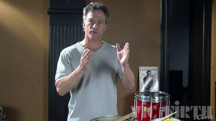 Vic Firth Rudiment Lessons: Introduction