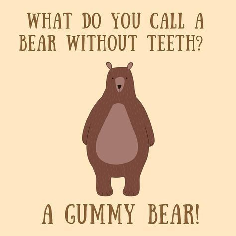 Don't be a #GummyBear... Be sure to take care of your #teeth! #KnollwoodDental #MobileAlabama #DentalHealth