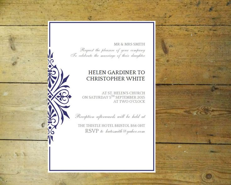 Best Diy Wedding Programs Images On   Diy Wedding