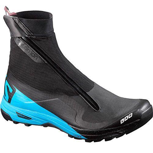 Salomon, Chaussures basses pour Homme - Noir - Noir, 48 - Chaussures salomon (*Partner-Link)