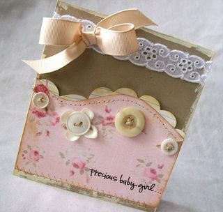 Curved Scalloped Edges  by Beatriz Jennings, @Scrapbook & Cards Today