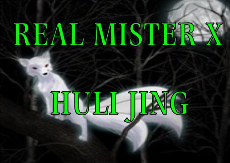 Una creatura mitologica Cinese: lo spirito Huli jing