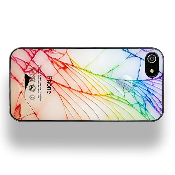 Cracked Out iPhone Case