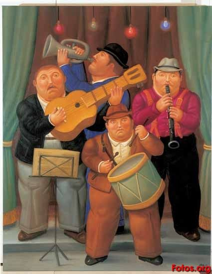 Happy Birthday, Fernando Botero!
