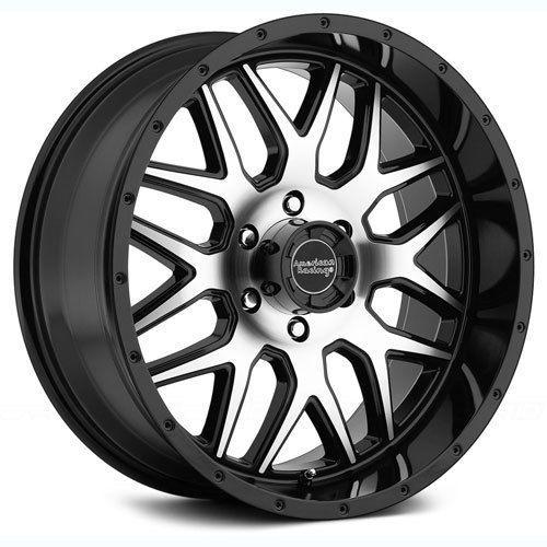 Wheel Pros 91089058325 Ar910 18x9 5x150 00 Black 25 Mm