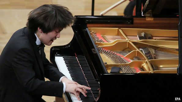 The Chopin Competition: What is the point of music competitions? | The Economist