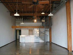 split level shotgun style loft deep ellum dallas Lofts