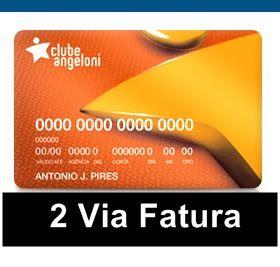 Como tirar 2 Via Fatura do Cartão de Crédito Clube Angeloni http://www.2viacard.com/2015/11/como-tirar-2via-fatura-cartao-de-credito-clube-angeloni.html