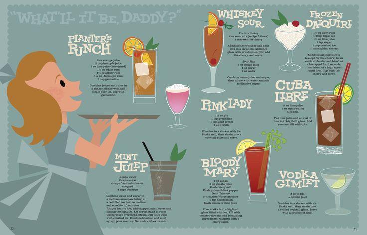 Mad men guide to summer cocktails.