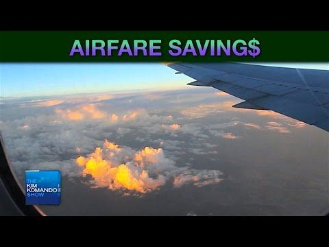 Watch How to get the lowest airfare online @ Komando Video