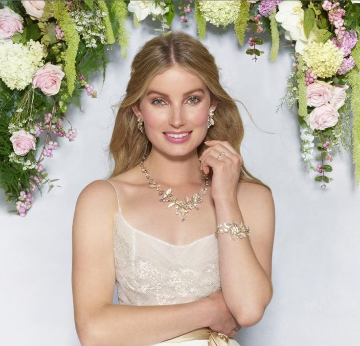 If you're looking for something with a little extra sparkle, shop the stunning Jon Richard made with Swarovski crystals range.