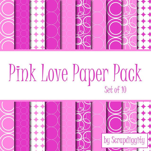 love pink freebie - photo #23