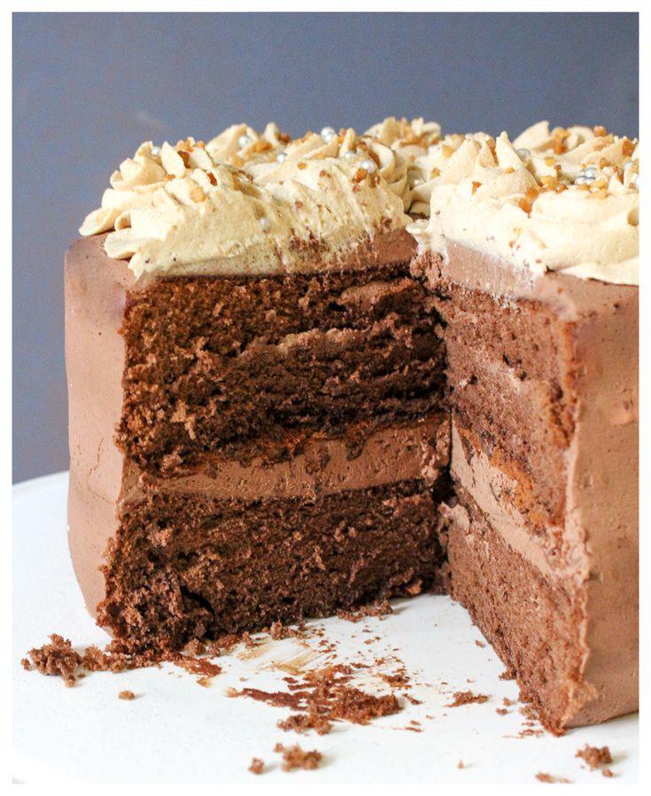 Elke editie stapt Dagmar van foodblog Vertruffelijk de keuken voor ons in. Deze eerste editie valt ze gelijk met de deur in huis. Een decadente chocolade